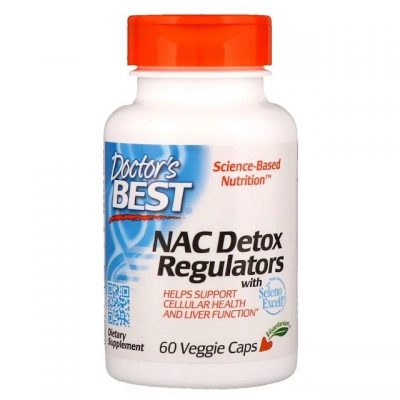 NAC 600mg Docters Best